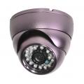 Антивандальная купольная камера видеонаблюдения SVT-LS-1026YHH