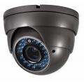 Антивандальная купольная камера видеонаблюдения SVT-LS-1027YHH