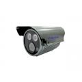 Уличная влагозащищенная цветная камера видеонаблюдения SVT-500WEB-IP