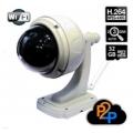 Купольная беспроводная IPвидеокамера SVT-IPC200DQ-IP
