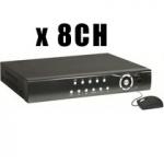 Видеорегистратор 8-ми канальный SVT-9818V