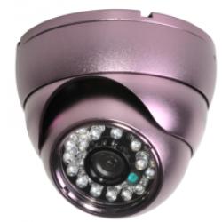 Купольная антивандальная видеокамера  SVT-128